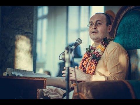 Шримад Бхагаватам 10.14.55 - Враджа Хари прабху