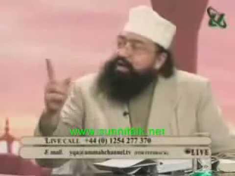 Debate Syed Irfan Shah Sunni vs Wahabis on Ummah Channel Live - YouTube.WEBM