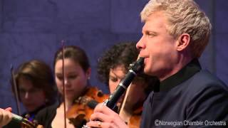 Aaron Copland: Concerto for Clarinet and String Orchestra
