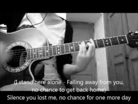 Seize the Day - Avenged Sevenfold (Acoustic Guitar Cover with Chords and Lyrics)