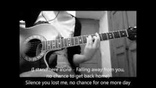Video Seize the Day - Avenged Sevenfold (Acoustic Guitar Cover with Chords and Lyrics) download MP3, 3GP, MP4, WEBM, AVI, FLV Februari 2018
