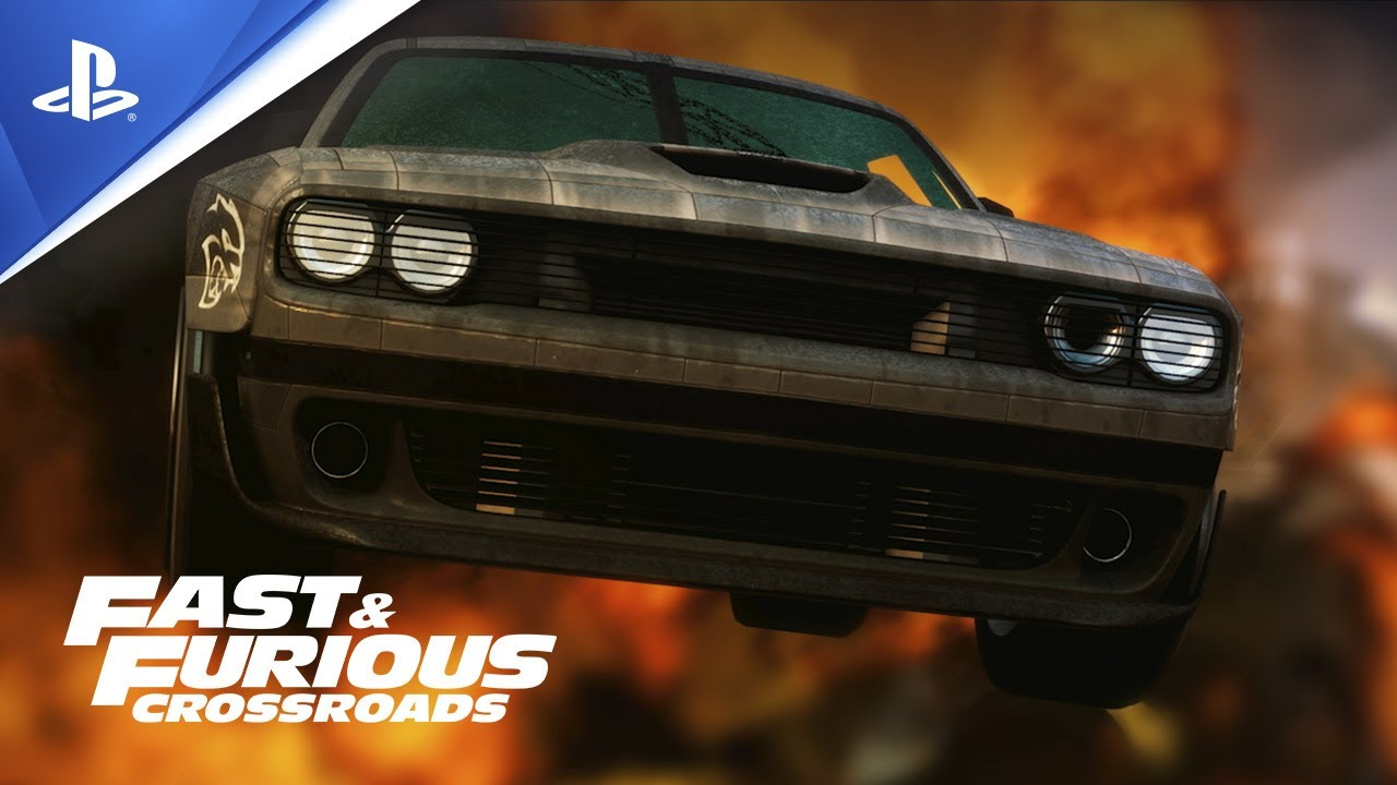 Fast & Furious Crossroads | Launch Trailer | PS4