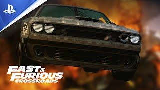 Fast & Furious Crossroads | Launch Trailer | Ps4