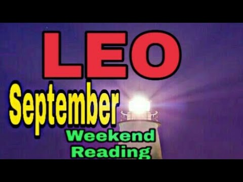 Leo September2019 INNER MASTERY LEADS TO MAJOR WISH FULFILLMENT Psychic  Tarot Card Reading