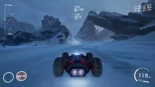 Grip (Rollcage) Gameplay from the new game Grip!