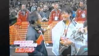 高橋尚子インタビュー 世界最高記録 2001ベルリンマラソン