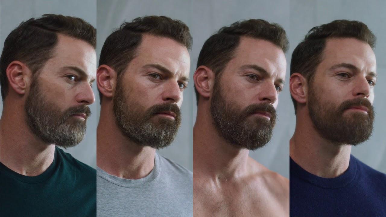 men control gx beard