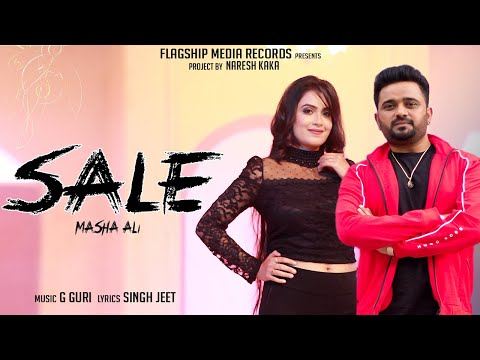 Sale (Full Video) | Masha Ali | New Punjabi Songs 2019 | Lat
