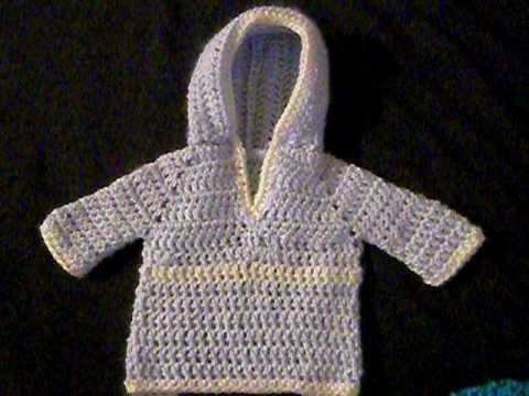 How To Convert Mikeyssmail Easy Baby Sweater To A Baby