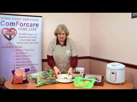 Fresh, Easy & Inexpensive Cooking For Senior Citizens : Senior Care