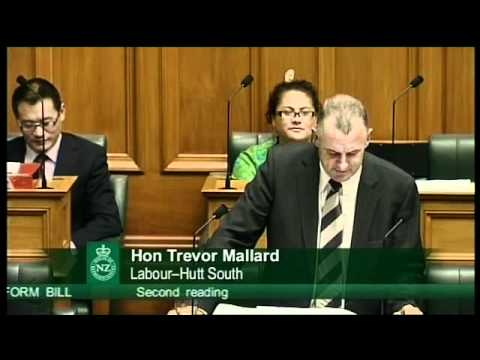 Crown Entities Reform Bill - Second Reading - Part 2