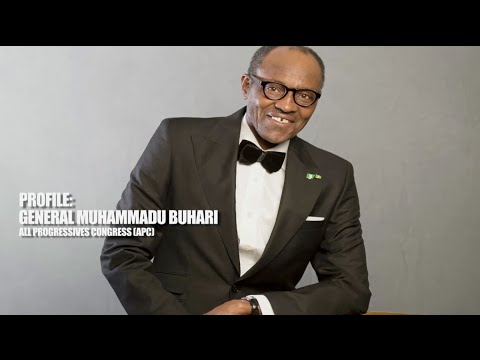 SaharaTV Profiles Muhammadu Buhari, President-elect Of The Federal Republic Of Nigeria