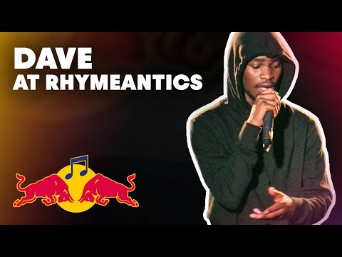 Rhymeantics - Dave | Red Bull Music Academy