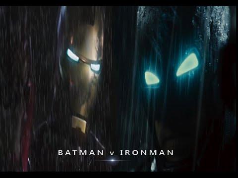 batman vs iron man fan trailer batman iron man fanboy