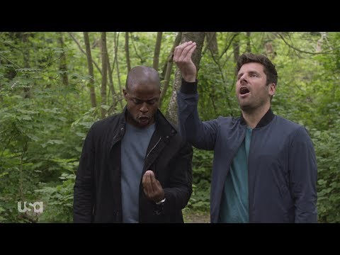 Psych: The Movie   The Most Important Pop Culture Event Ever