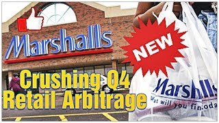 How Do I Make Money Shopping In Marshalls? Retail Arbitrage In Q4!