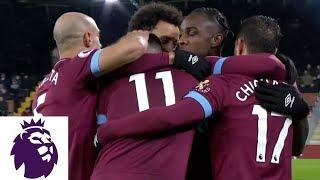 Robert Snodgrass' precise strike makes it 1-0 against Fulham | Premier League | NBC Sports