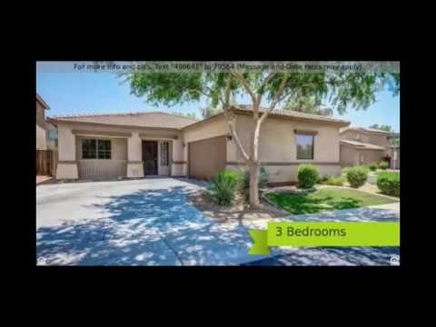 3 Bedroom Home for Sale in Chandler, AZ serviced by Frye Elementary School