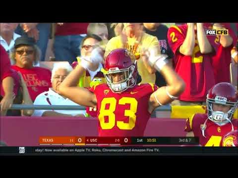 2017 - Game 3 - Texas @ #4 USC