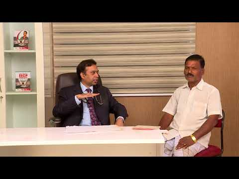 non surgical eecp treatment patient testimonial mr gangatharan healyourheart eecp treatment