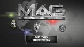 MAG - Suppression Mode