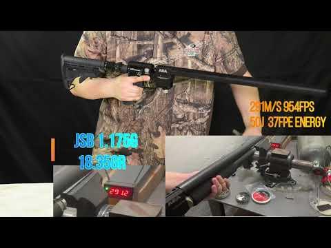 World's Most Interesting Air Guns: AEA Precharged Pneumatic Air Rifle