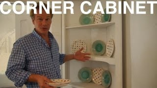 Corner Cabinet | The Garden Home Challenge With P. Allen Smith