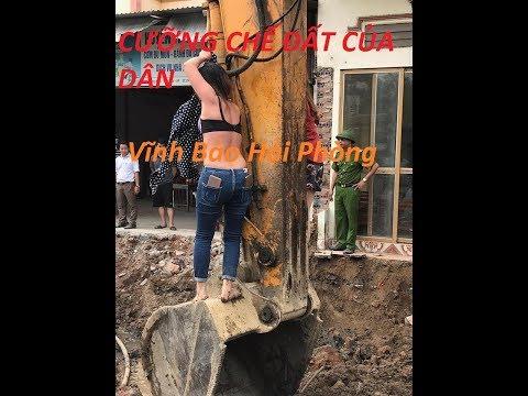 Tin nóng : Cưỡng chế đất ở Vĩnh Bảo Hải Phòng Mới Nhất !