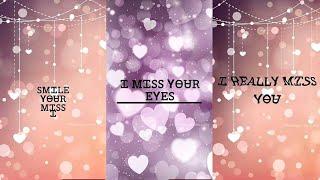 |Miss You Ena Sara - Navjeet | Punjabi Sad Song | Full Screen Whatsapp Status video |