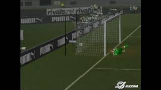 World Tour Soccer 2005 PlayStation 2 Gameplay