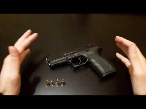 Blank gun special ammo | FunnyCat TV