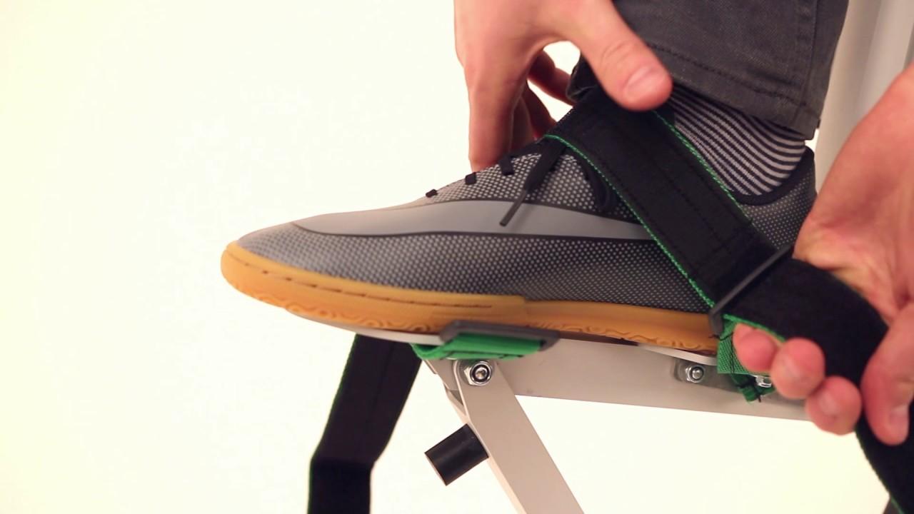 A-Jump Velcro - Vázání na skákací boty - YouTube 497f7a91a3