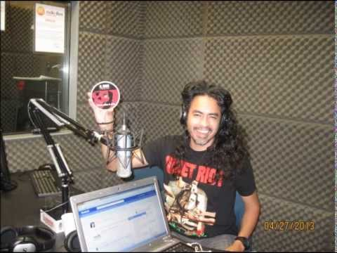 WASO FUENTES en ¡ES_CULTURAVIVA!RADIO