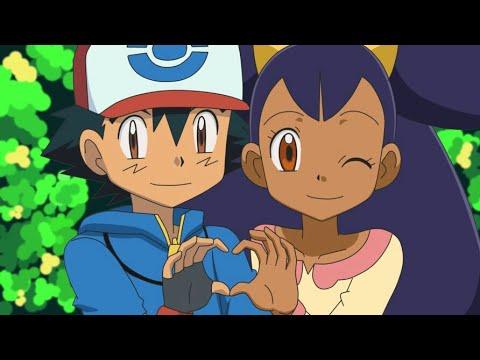 Pokemon Ash x Iris Uptown Funk thumbnail