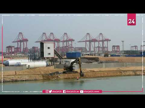 China firm completes $1 4bn Sri Lanka land reclamation