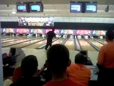 Bowling 300, Diego Esposito @ Eliminatorias Panama 2010. Camara 2.
