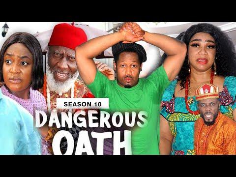 DANGEROUS OATH (SEASON 10) {NEW TRENDING MOVIE} - 2021 LATEST NIGERIAN NOLLYWOOD MOVIES