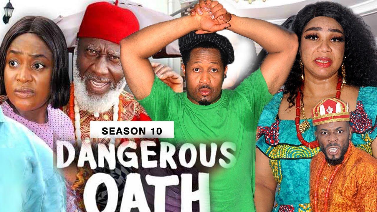 Download DANGEROUS OATH (SEASON 10) {NEW TRENDING MOVIE} - 2021 LATEST NIGERIAN NOLLYWOOD MOVIES
