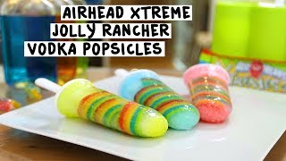 Airhead Xtreme Jolly Rancher Popsicles