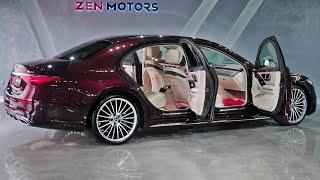 2021 Mercedes S-Class - Exterior and interior Details