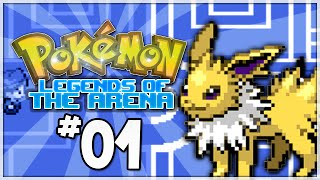 Pokemon: Legends of the Arena - Part 1