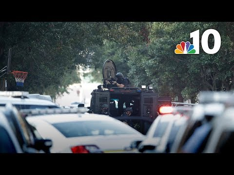 Active Firefight Leaves 6 Officers Shot, 2 Other Officers Trapped in Home With Gunman