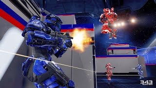 vuclip Halo 5 Area Breakout  Last Man Standing Elimination Ground Pound Finisher