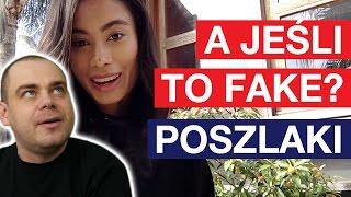 Dziewczyna szuka chłopaka z Polski. A jeśli to fake? Poszlaki