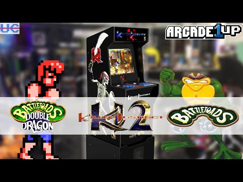 EVERYTHING on Killer Instinct Arcade1up Cabinet: We All Need Bigger Houses Now from Unqualified Critics
