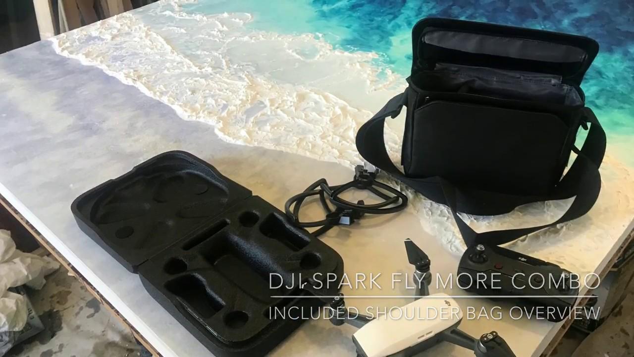 DJI Spark Drone Fly More Combo Shoulder Bag
