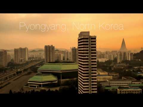 Timelapsing Into North Korea: Pyongyang