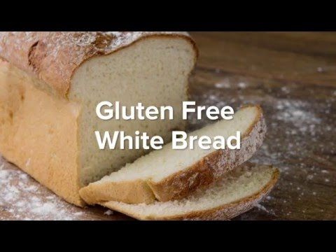 Bakels Gluten Free White Bread Mix - Just Like Normal Bread!