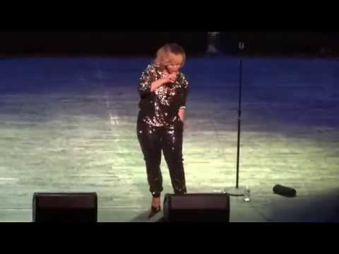 Erica Campbell Performs Mary Mary song -...