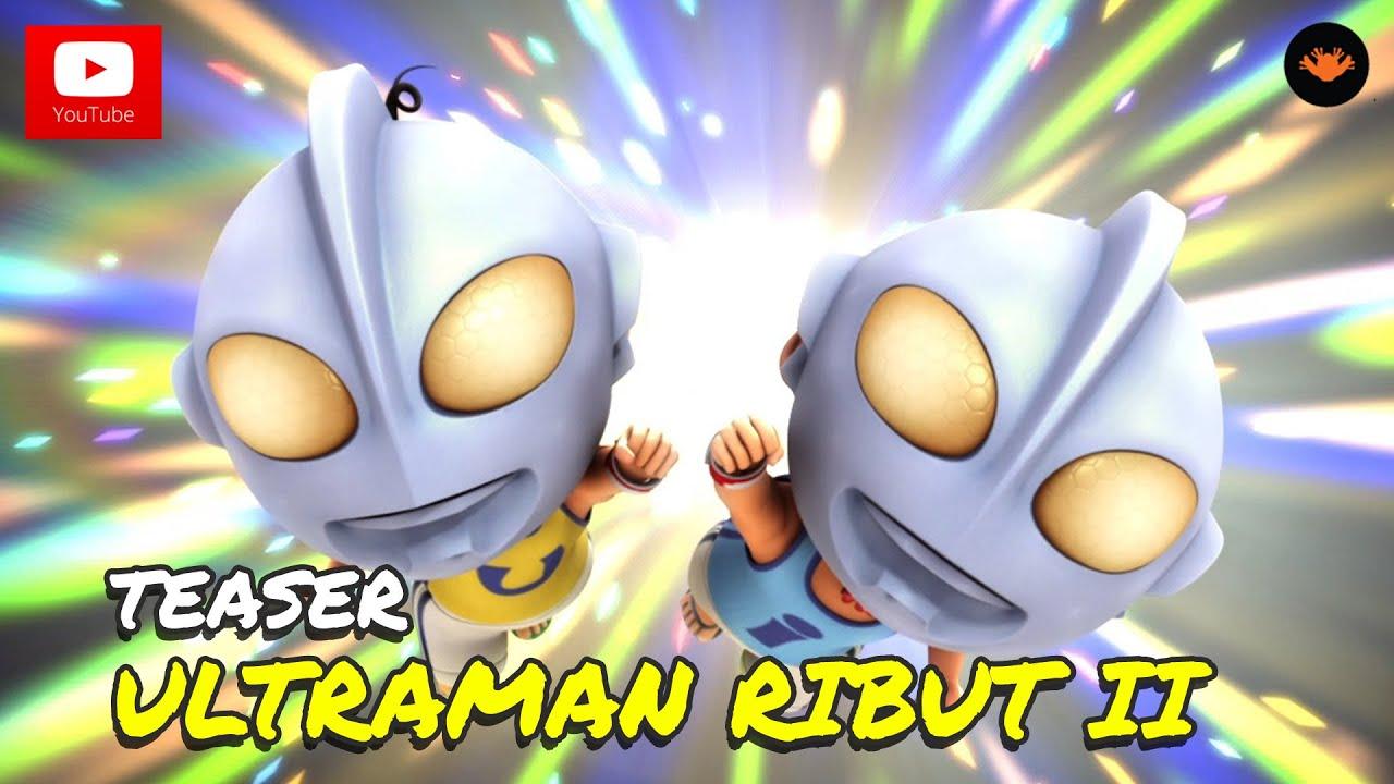 Youtube Ultraman Ribut Upin Ipin